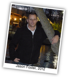 Jason Foster in 2012